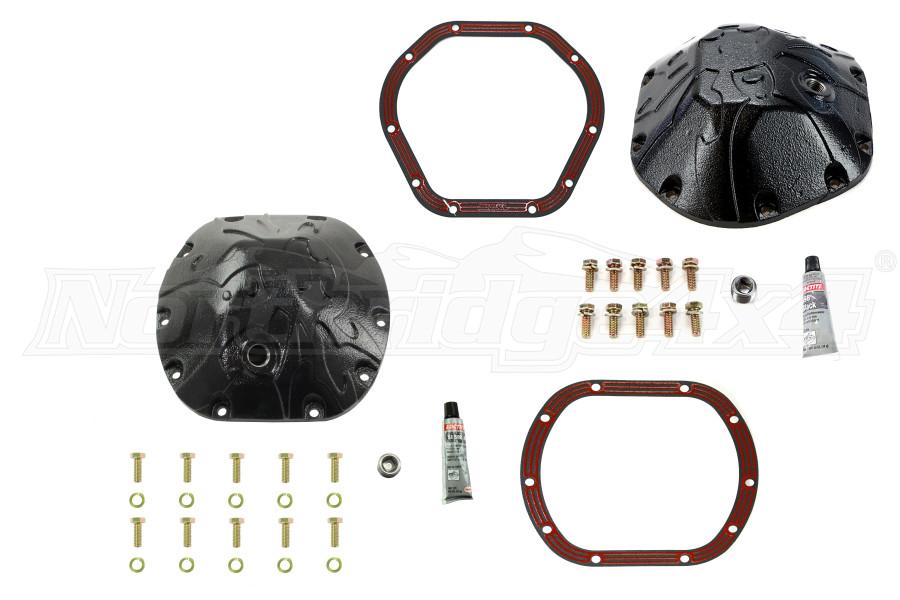 Poison Spyder Bombshell Dana 30/44 Lube Locker Package Powder Coated (Part Number:KIT2)