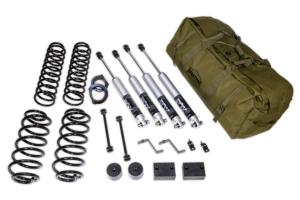 Dynatrac EnduroSport 2in Suspension Lift Kit  - JL 4Dr Diesel