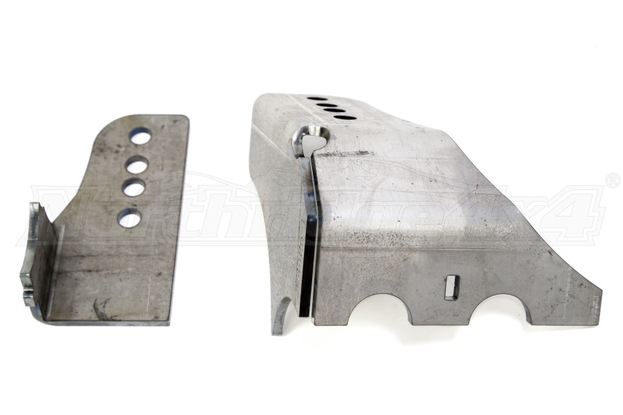 Artec Industries Tracbar Bracket Rear - JK