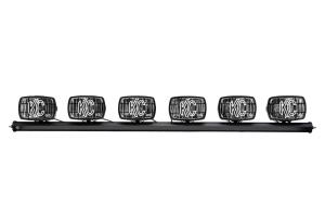 KC HiLites 50in Xross Bar w/Gravity G46 LED 6-Light KIT   (Part Number: )