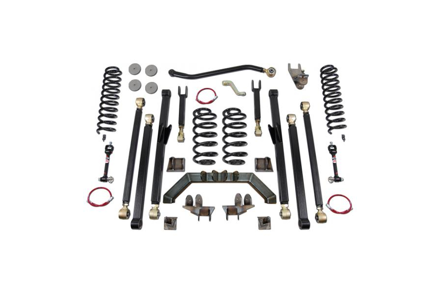 Clayton 5.5in Long Arm Lift Kit (Part Number:3205020)