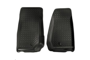 Husky Liners Front Row Liners Black (Part Number: )