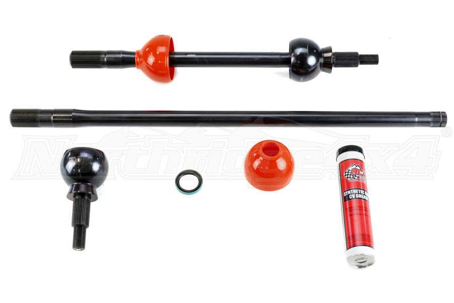 RCV Performance Dana 44 35 Spline Axle Shafts Front