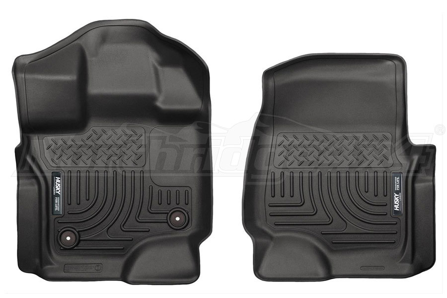 Husky Liners WeahterBeater Front Floor Liners (Part Number:18361)
