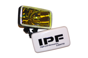 ARB IPF 7inch Amber 55w Driving Light Kit (Part Number: )
