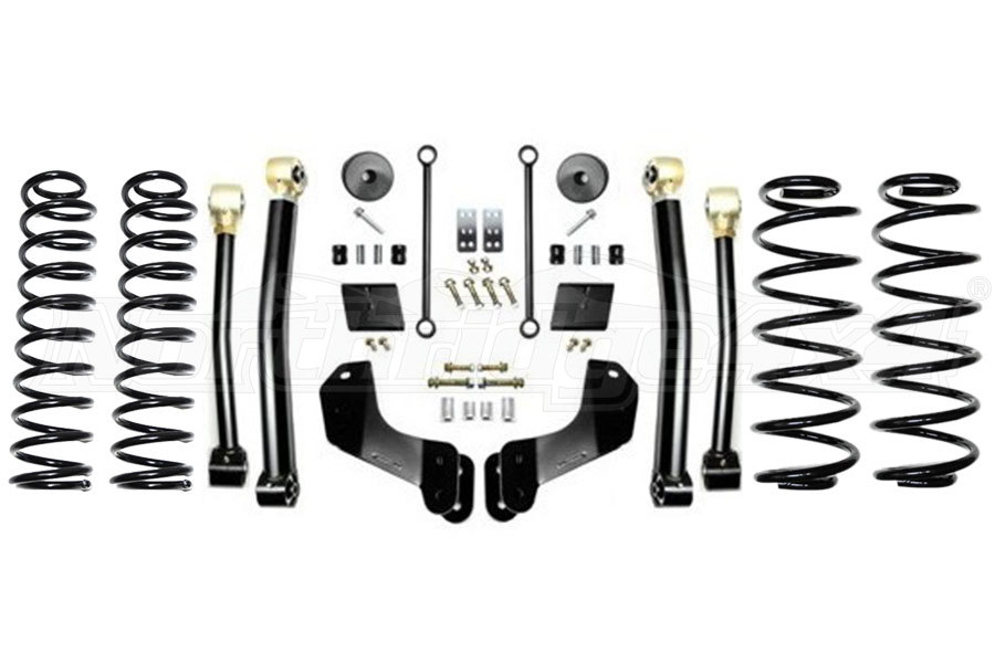 EVO Manufacturing 2.5in Enforcer Overland Lift Kit Stage 3 (Part Number:3012S3)