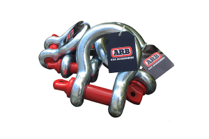 ARB BOW SHACKLE 10MM, TYPE S (Part Number: )