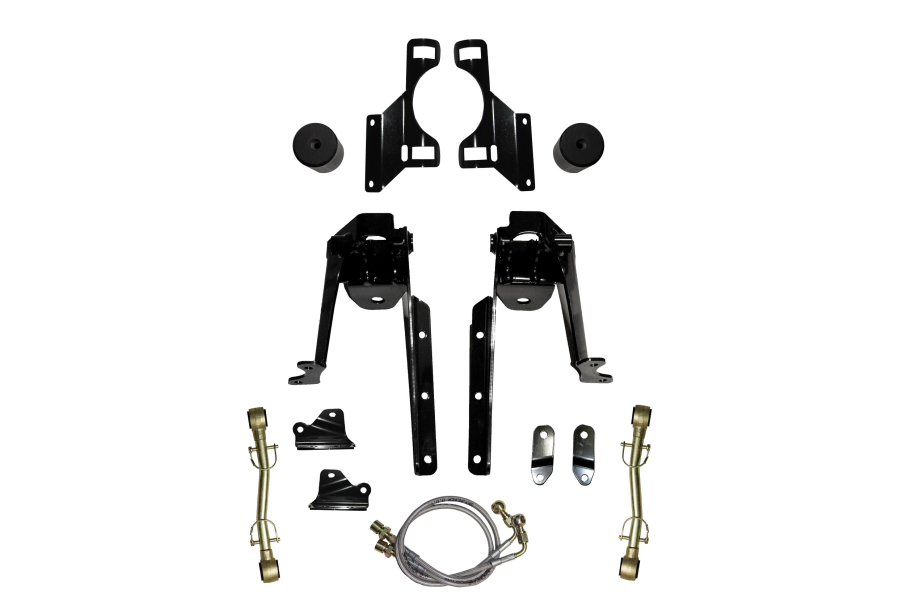 Skyjacker Front Coil Over Component Box 3.5-6in Lift - JK