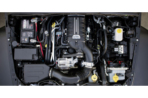 Edelbrock E-Force Supercharger w/out Tuner (Part Number: )