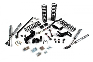 JKS JSPEC 3.5in J Kontrol Suspension System Lift Kit (Part Number: )
