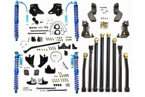 EVO Manufacturing Double D Pro Suspension System ( Part Number: 202)