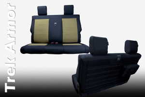 Jeep Jk 2dr 2011 12 Bartact Milspec Rear Bench Seat Cover