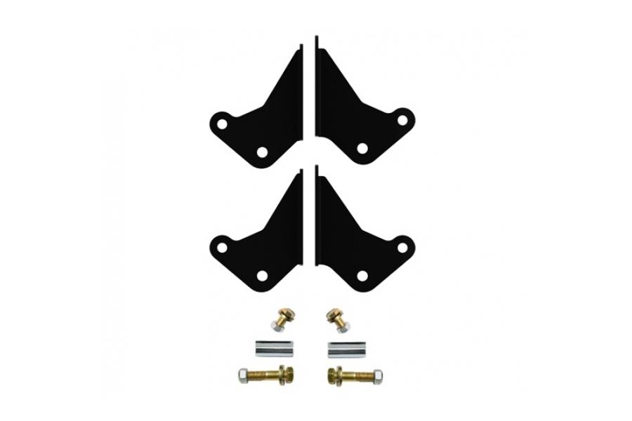 EVO Manufacturing Rear 2.5in Shocks Extension Kit - JT