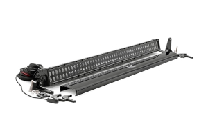 Rough Country 50in Black Series Dual Row Light Bar (Part Number: )