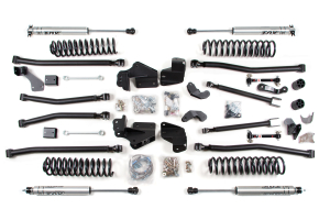 BDS Suspension 4.5in Long Arm Lift Kit (Part Number: )