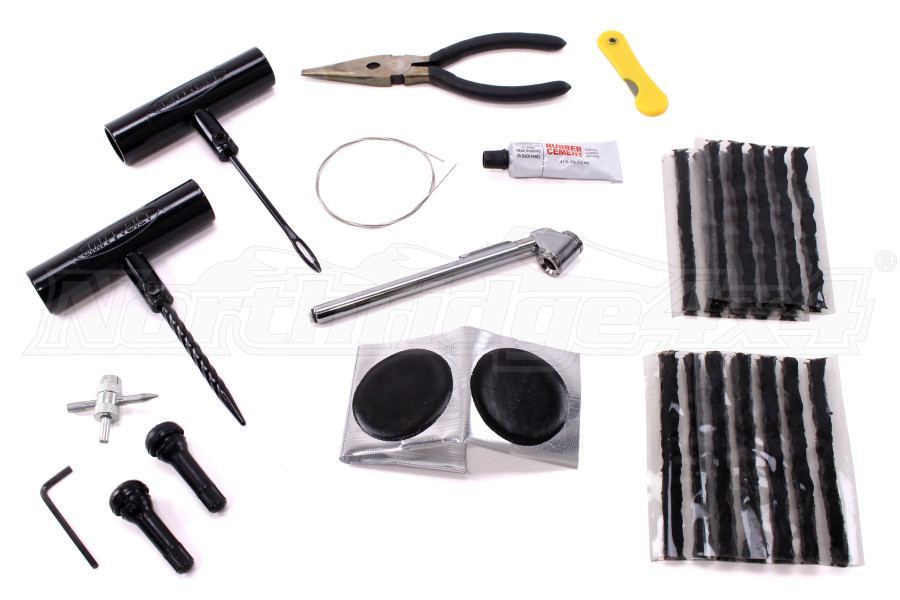 Smittybilt Tire Repair Kit  (Part Number:2733)