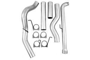 MBRP PLM Series Downpipe Back 5in Exhaust System (Part Number: )