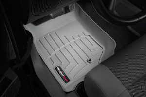 WeatherTech Front FloorLiner Grey (Part Number: )