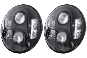 Pro Comp 7in LED Headlights (Part Number: )