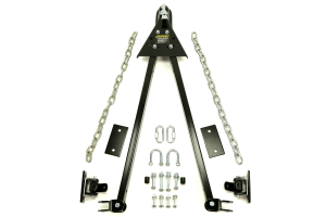 Smittybilt Adjustable Tow Bar Kit