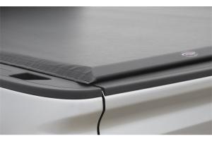 Access Lorado Series Roll-Up Tonneau Cover - JT w/ Trail Rail