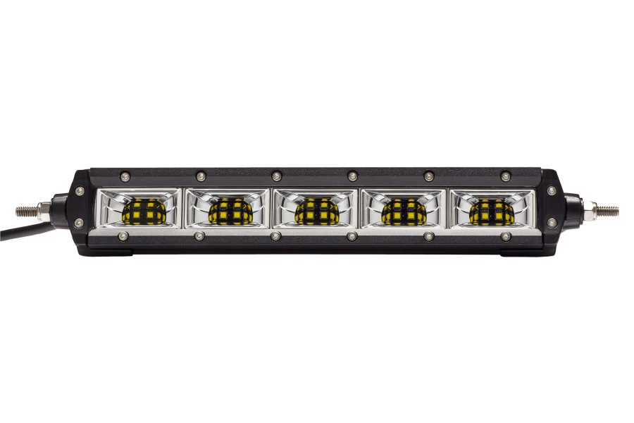 KC HiLiTES C-Series Area LED Light Flood Beam 4Pc (Part Number:9814)
