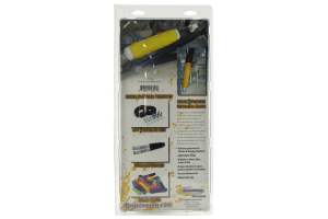 Daystar Shock & Steering Stabilizer Armor Yellow ( Part Number: KU71112YL)