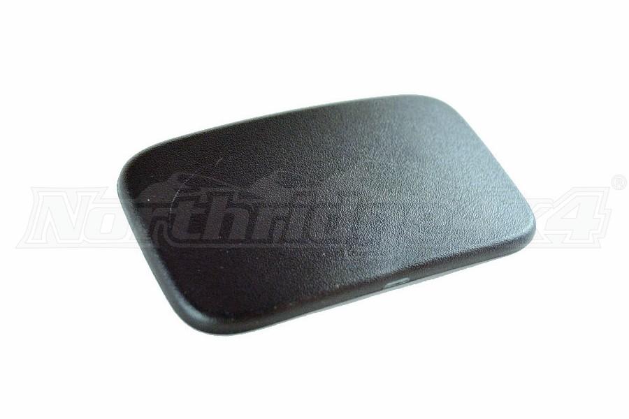 Mopar Rear License Plate Delete - JK