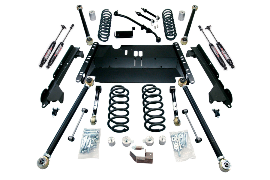 Teraflex 3in Enduro LCG Lift Kit w/9550 Shocks (Part Number:1249372)