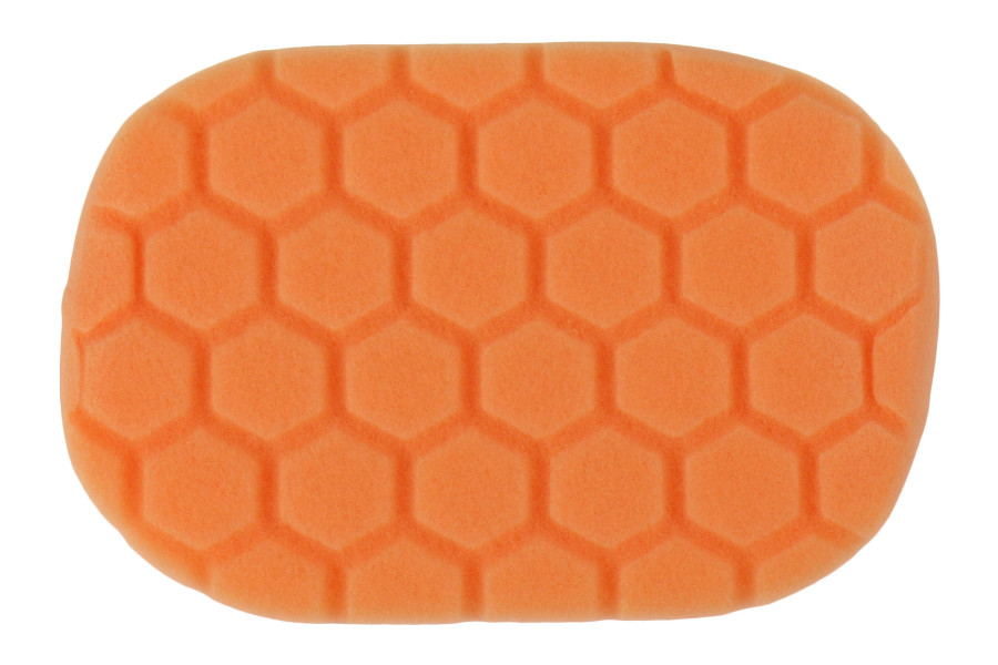 Chemical Guys Orange Hex-Logic Cutting Pad