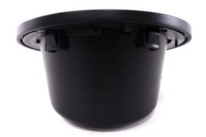 Drake Off Road Fuel Door Assembly All Black ( Part Number: JP-190004-BLACK)
