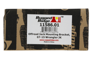 Rugged Ridge Off Road Jack Mount - JK