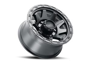 Method Race Wheels MR317 Matte Black Wheel - 17x8.5 8x6.5