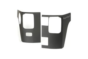 Rugged Ridge Rear Corner Kit, Body Armor - JK 2DR