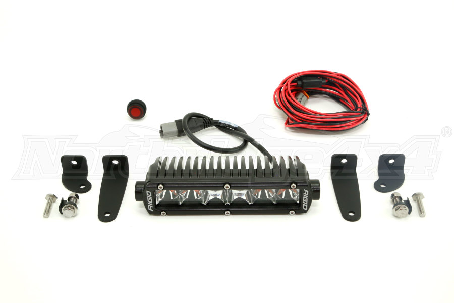 Rigid Industries SR-Series PRO 6in Flood/Spot Combo (Part Number:906313)