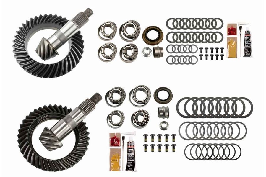 Motive Gear D30/D44 Front and Rear Ring and Pinion Kit - 4.88 - JL Non-Rubicon