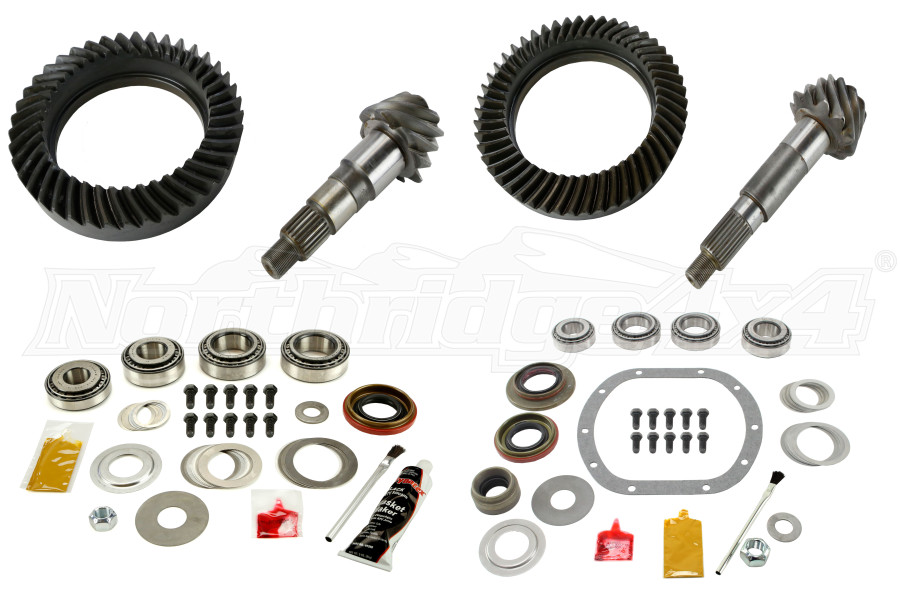 Motive Gear Dana 30/44 Gear Package and Master Overhaul Kits  (Part Number:TJ-NRO-KIT1)