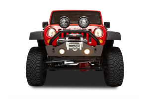 Bestop HighRock 4x4 Narrow Front Bumper Matte (Part Number: )