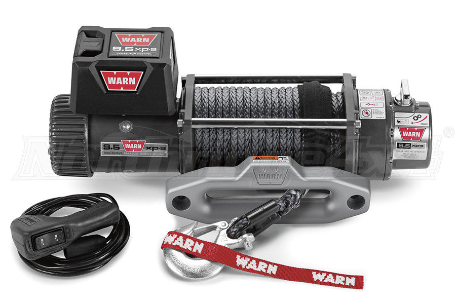 Warn 9.5xp-s Winch (Part Number:87310)