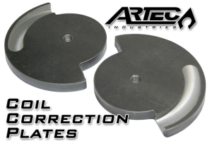 Artec Industries Coil Correction Plate (Part Number: )