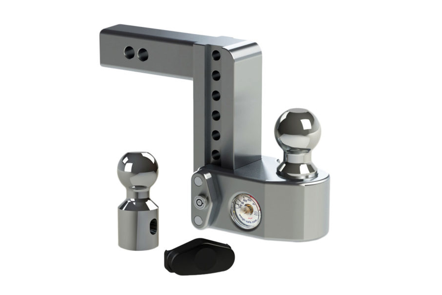 Weigh Safe 6in Drop Hitch w/ 2in Shaft