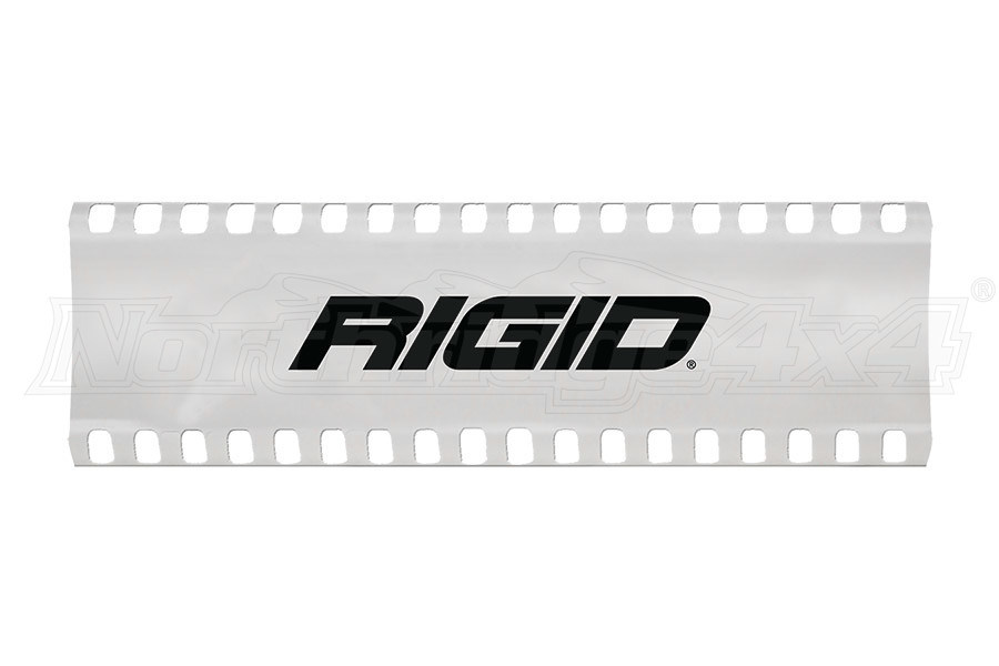 Rigid Industries SR-Series 6in Cover, Clear (Part Number:105853)