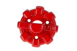 Rugged Ridge Elite Antenna Base, Red (Part Number: )