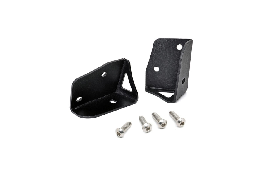 Rough Country Lower Windshield Light Mounts (Part Number:6004)