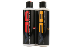 Chemical Guys V36 and V38 Ultimate Final Polish Kit For Light Swirls and Scratches