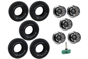 ATX Slab and BFGoodrich Tire Package JK 2007 - 2012 ( Part Number: B-BFG-PACKAGE)