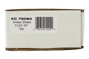 KC Hilites Sheild For Flex LED Array 30in (Part Number: )