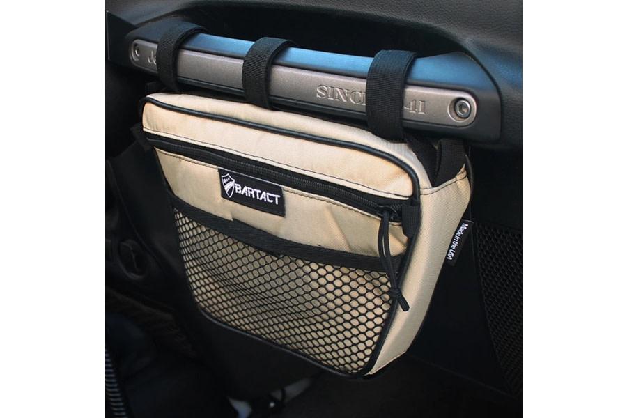 Bartact Dash Grab Handle Bag, Passenger Side - Khaki - JT/JL/JK/TJ