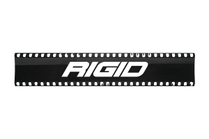 Rigid Industries SR-Series LED Light Bar 10 Inch Cover, Black (Part Number: )