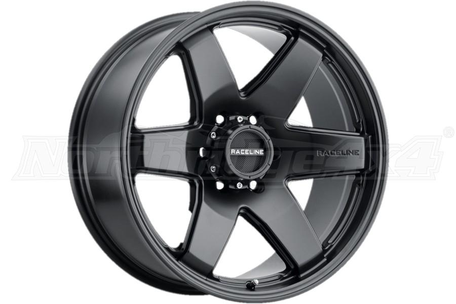 Raceline Wheels 942B Addict Series Wheel, 20x9 5x5 - JT/JL/JK
